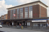 Acton Town Tube Station