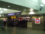 Heathrow Terminals 123 Tube Station