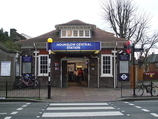 Hounslow Central Tube Station