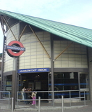 Hounslow East Tube Station