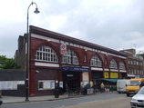 Kentish Town Tube Station
