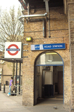 Latimer Road Tube Station