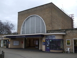 Loughton Tube Station