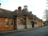 Barkingside Tube Station
