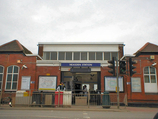 Neasden Tube Station