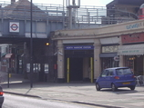 North Harrow Tube Station