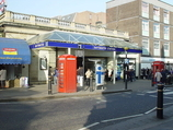 Bayswater Tube Station
