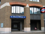 Pimlico Tube Station