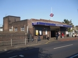 Becontree Tube Station