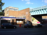Ruislip Manor Tube Station