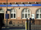 Stepney Green Tube Station
