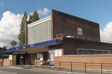West Acton Tube Station