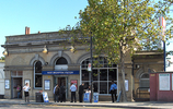 West Brompton Tube Station