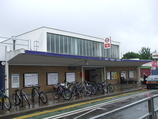 West Ruislip Tube Station