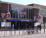 White City Tube Station