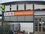 Willesden Junction Tube Station