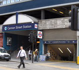 Cannon Street Tube Station