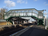 Debden Tube Station
