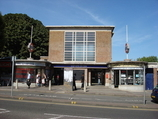 Eastcote Tube Station