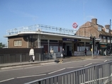 Elm Park Tube Station