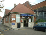 Fairlop Tube Station