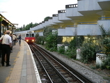 Gunnersbury Tube Station