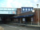 Hainault Tube Station