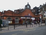 Hammersmith (Circle and H & C) Tube Station